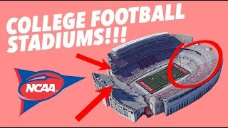 Download CRITIQUING the TOP 25 COLLEGE FOOTBALL STADIUMS - Secrets and Traditions Video