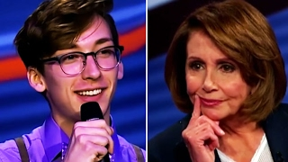 Download Nancy Pelosi's HARD FAIL at CNN Town Hall: 'We're Capitalists, and That's Just the Way It Is' Video