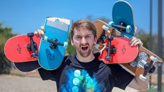 Download 25 WAYS TO BREAK YOUR SKATEBOARD! Video