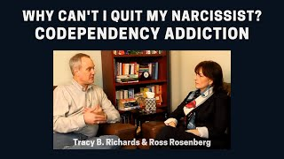 Download Why Can't I Quit My Narcissist? Codependency Addiction. Self-Love Deficit Disorder Video