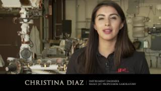 Download NASA Modern Figure: Christina Diaz Video