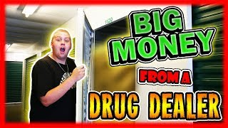 Download I Bought An Abandoned Storage Unit That Belonged To A DRUG DEALER And Made BIG MONEY! Video