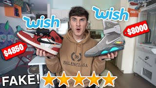 Download I Bought The Most Expensive Sneakers On Wish! Video