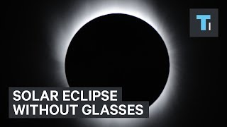 Download How to watch the solar eclipse if you don't have special glasses Video