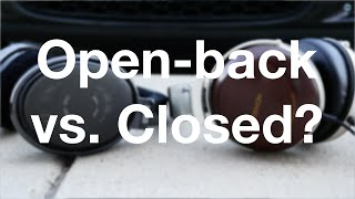 Download Open-back vs Closed-back headphones? (4K) - Part 2/5 - ″All About Headphones″ Video