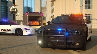 Download Sergeant Cooper the Police Car - Real City Heroes (RCH) - Videos For Children Video