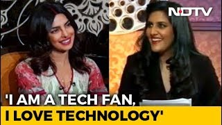 Download Priyanka Chopra In First Interview After Wedding Talks About Her Tech Investment Bumble Video