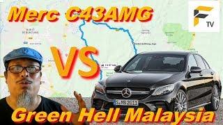 Download Mercedes-Benz C43 AMG: 30 minit Green Hell Batu-Batang Kali-Gohtong-Genting Sempah-Jln Gombak Lama Video