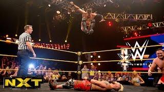 Download Bálor & Samoa Joe vs. Enzo & Cass – Dusty Rhodes Classic Quarterfinal Match: WWE NXT, Sept. 30, 2015 Video