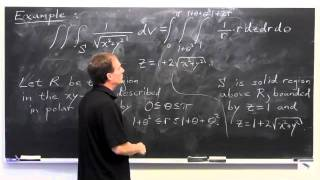 Download Worldwide Calculus: Integration with Cylindrical and Spherical Coordinates Video