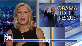 Download Ingraham Hits Back at Obama: Trump Was Elected by Americans 'Fed Up With His Weak Man Leadership' Video