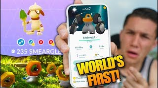 Download FOR THE FIRST TIME IN POKÉMON & POKÉMON GO HISTORY… Video