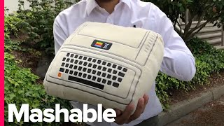 Download Apple Lovers, Look No Further: You Can Now Buy Pillows of the Most Iconic Products — Mashable Deals Video