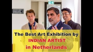 Download Part 1 - 4th International Art Exhibition 2017 ″Love, Peace & Humanity″ India-Netherlands Video