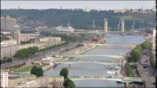 Download Cruising the Seine From Rouen - Naviguez sur la Seine depuis Rouen Video