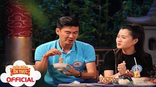 Download Thiên Đường Ẩm Thực - Tập 15 - Tiết Cương tiết lộ tuổi thật 'gây sốc″ Video