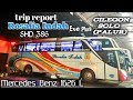 Download Nyoba Bis ++ !!! [Trip Report] Rosalia Indah SHD 386 LE 2017 Exe Plus Video