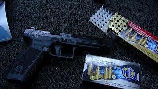 Girsan Regard Stainless with Rail 4 9″ Barrel 9mm (Part 13) Free