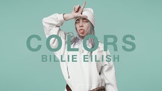 Download Billie Eilish - idontwannabeyouanymore | A COLORS SHOW Video