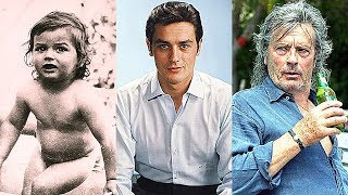 Download Alain Delon Transformation 2019 - From 1 To 82 Years Old Video