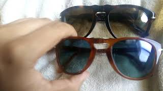 Download Comparing the Persol 649 and the 714! [Persol 649 vs 714] Video