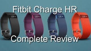 Download Fitbit Charge HR - Complete Review Video