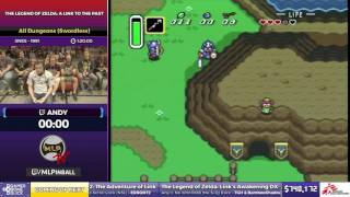 Download The Legend of Zelda: A Link to the Past by Andy in 1:14:58 - SGDQ2017 - Part 104 Video