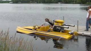 Download ″No Joke″ Hydroplane Run Carleton Place Car Show 2010 Video