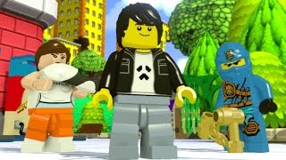 Download LEGO Dimensions - Midway Arcade World 100% Guide (All Collectibles) Video