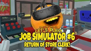 Download Annoying Orange - Job Simulator #6: Return of Store Clerk! (VR) Video
