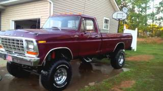 Download 78 f150 project Video