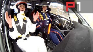 Download WRC Hyundai i20 flat out over MASSIVE jump - Rally Portugal 2014 Video