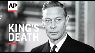 Download Tragic News of King's Death - 1952 Video