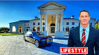 Download John Cena Lifestyle, Net Worth, Income, House, Car, Private Jet, Watch and family Video