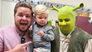 Download OLLIE MEETS SHREK! Video