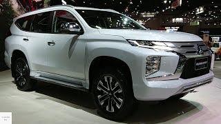 Download 2020 Mitsubishi Pajero Sport Facelift 2.4 Diesel 4WD / In Depth Walkaround Exterior & Interior Video