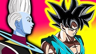 Download Whis Discovers HIDDEN TRUTH Behind Goku Ultra Instinct New Form Video