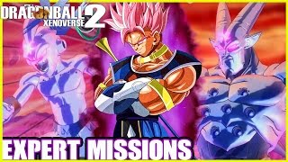 Download THE HARDEST MISSION IN THE GAME! Extreme Malice - Dragon Ball Xenoverse 2 Expert Mission 15 Video