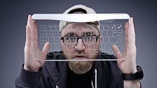 Download A Keyboard Made Of Glass? Video