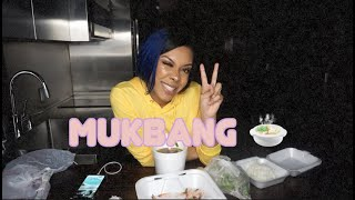 Download My 1st MUK-BANG - life goals, highschool, insecurities... Video