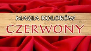 Download #kolorywmagii * Magia kolorów - CZERWONY * Video