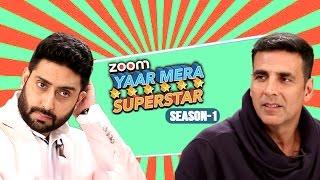 Download 'Housefull 3' Stars On Yaar Mera Superstar | UNCUT | EXCLUSIVE | zoom turn on Video