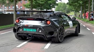 Download Lotus Evora GT430 Sport - Exhaust Sounds! Video