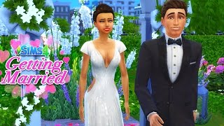 Download The Sims 4 - WEDDING DAY!! SIMS 4 Gameplay! (Sims 4, Episode 24) Video