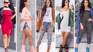 Download YOINS Try on haul/ Lookbook: Maria Palafox Video