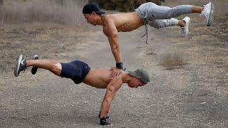 Download CRAZY CALISTHENICS WORKOUT 😱 Le Training Video