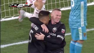 Download D.C. United's Wayne Rooney nets a Hat Trick against Real Salt Lake Video