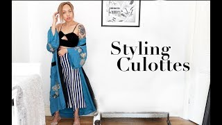 Download SHOPPING & STYLING CULOTTES | Samantha Maria Video