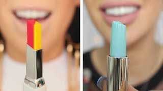 Download Lipstick Tutorial Compilation 2018 💄😱 New Amazing Lip Art Ideas May 2018 | Part 34 Video