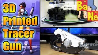Download Realistic Overwatch 3D Printed Tracer Pistol - No Paint Video